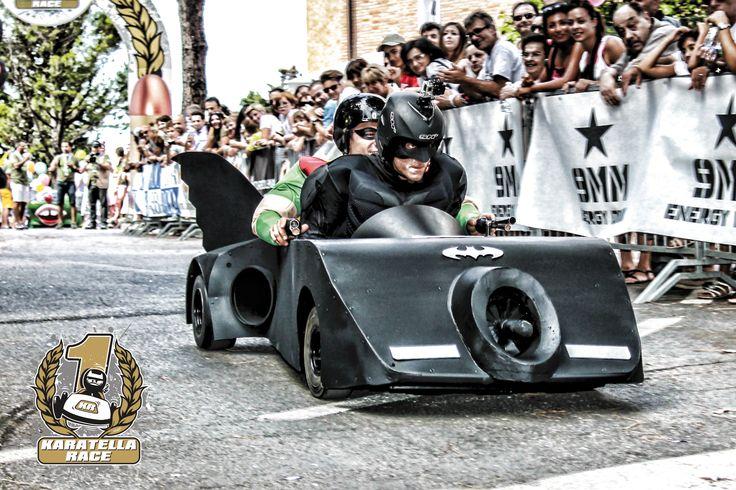 #batman e #robin #batmobile #coriano #romagna #divertimento #festa #karatellarace