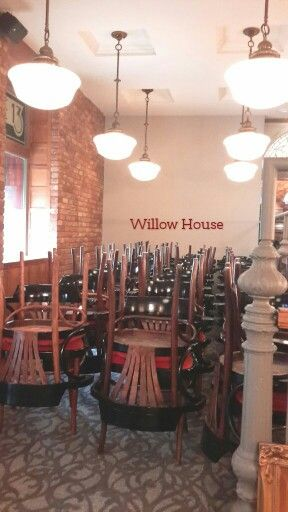 Willow House design team has been busy on the Cafe 13 interior design project. Restaurant makeover.