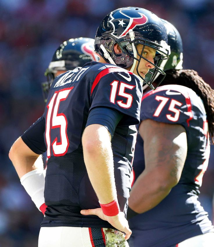 The Texans' primary objective in the offseason will be acquiring a difference-maker at quarterback.  If Ryan Mallett had been fortunate enough to stay healthy, he needed to improve on his Cleveland performance, play exceptionally well, help the Texans continue to win, and hope to convince O'Brien he was the long-term answer.  Before we look at what the Texans might do in their pursuit of a quarterback in the offseason, let's look at who they have on the roster.  Mallett, who will cost the…