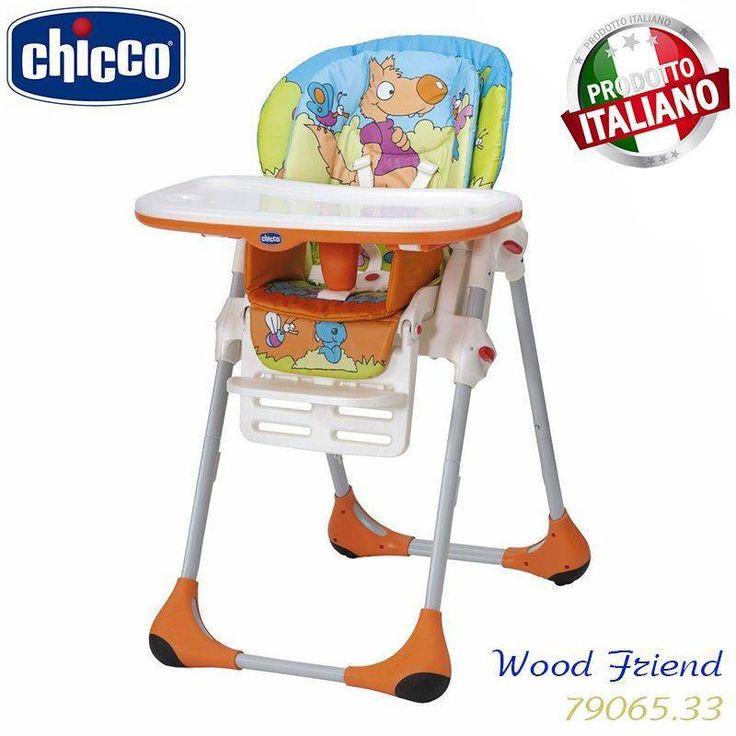 Стульчик для кормления Chicco Polly 2в1 Wood frends  Цена: 2608 UAH  Артикул: 79065.33   Высокий стульчик для кормления незаменимая вещь для ребенка, чтобы сидеть вместе с мамой и папой за обеденным столом и всегда находится в поле зрения.  Подробнее о товаре на нашем сайте: https://prokids.pro/catalog/detskaya_mebel/stulchiki_dlya_kormleniya/stulchik_dlya_kormleniya_chicco_polly_2v1_wood_frends/
