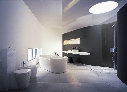 Starck 1 Toilets, Bidets by DURAVIT #Bathroom #InteriorDesign #Architecture