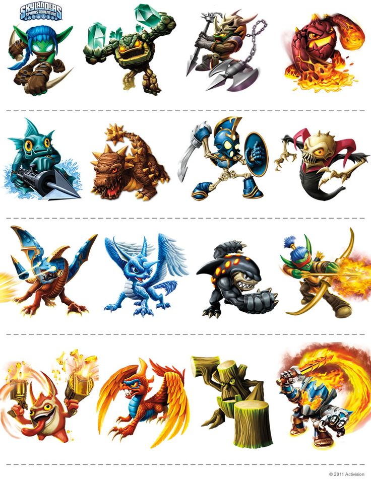 Pinterest the world s catalog of ideas - Image skylanders ...