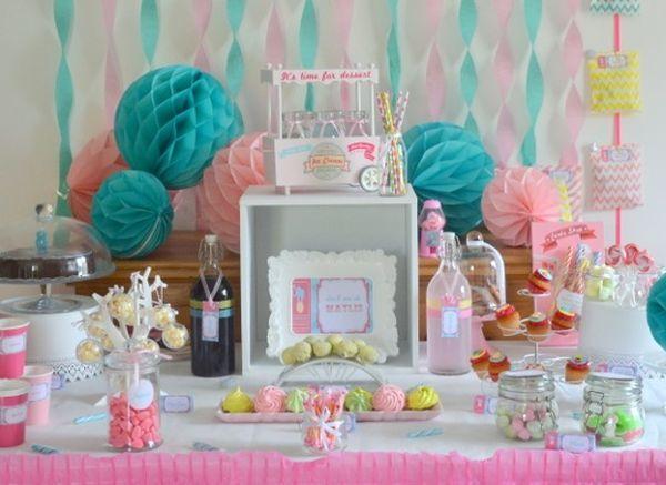 l anniversaire girly de maylis sur le th me du cirque les petites perles de julie cr ateur de. Black Bedroom Furniture Sets. Home Design Ideas