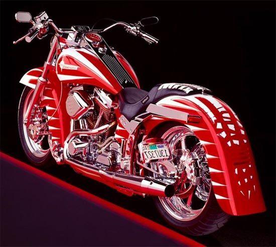 Classic Harley Davidson Motorcycles