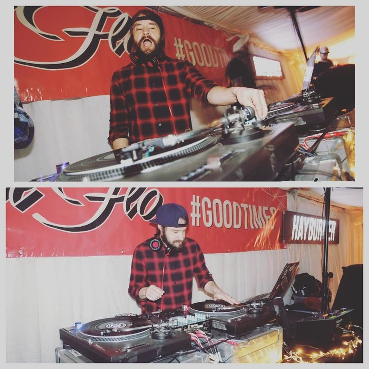 This weekend I made people dance using music at the #hayburner Christmas party. Was a hoot!.......#djop1hiphop#dj#turntablism#scratch#party#christmas#hayburner#vw#coolflo#funk#dnb#lowerclasskings by lowerclasskings http://ift.tt/1HNGVsC