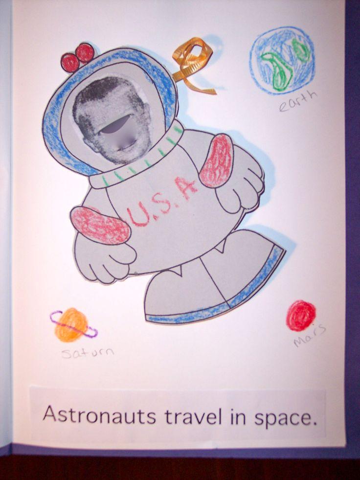 Outer Space Unit- Kindergarten Nana