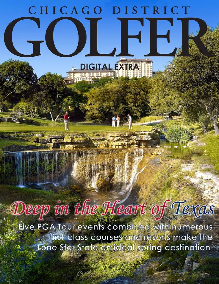 Chicago District Golfer Digital Extra - Winter 2016
