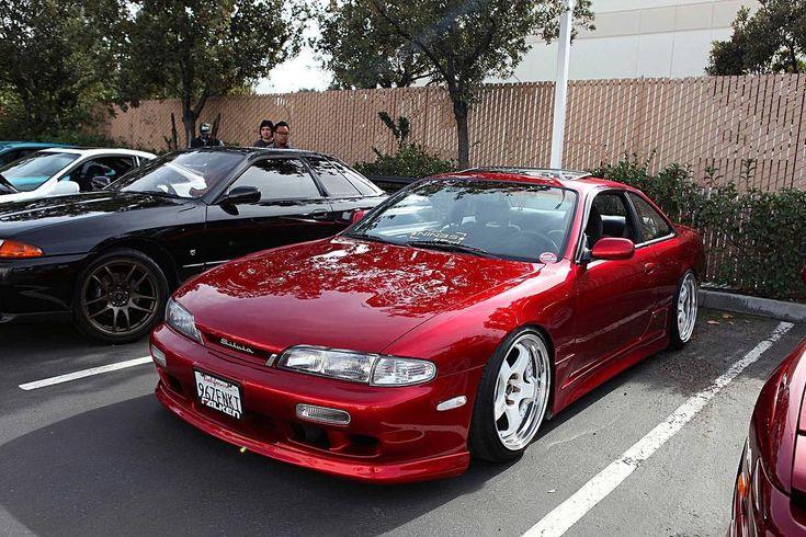 Nissan Silvia S14 Zenki Nissan 240sx Nissan Silvia Jdm