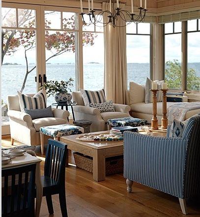 New England Cottage Decor
