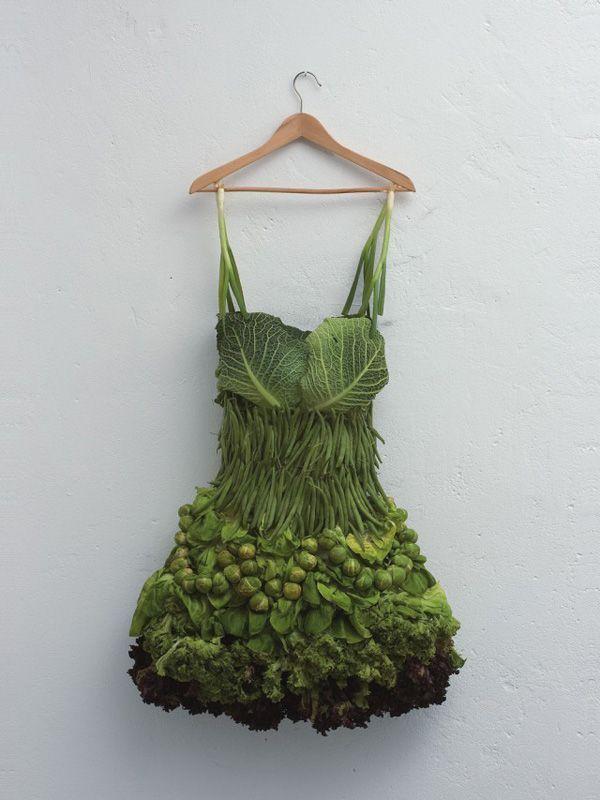 Alltagsgegenstände aus Obst und Gemüse von Sarah Illenberger