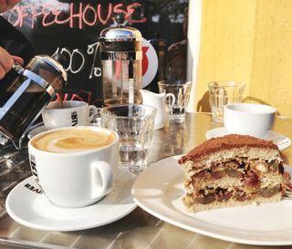 Søndagsudflugt: Økologi og sund lagkage på The Coffeehouse
