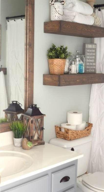 Bathroom Shelves Over Toilet Towel Holders Shower Curtains 26 New Ideas   – Bathroom *