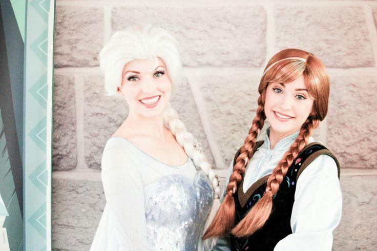 Elsa Anna, HKDL