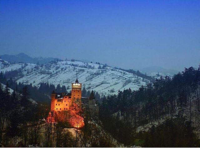 4. ブラン城|トランシルヴァニア(ルーマニア)