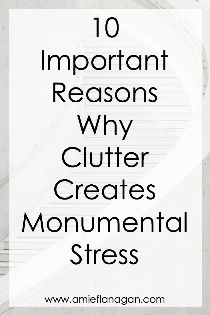 Clutter and anxiety can cause stress, anxiety and lack of productivity. Getting your desk organized and a clutter free home can boost positivity. Decluttering your life can help you stay focused and motivated. This article helps explain the frustration. #clutter #organize #organization #cleaning #positive #lifestyle #lifestyleblogger #minimal
