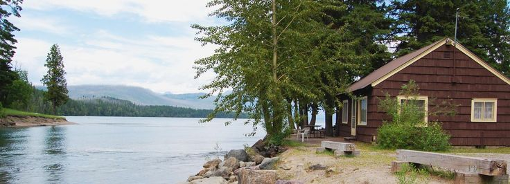 Apgar Village Lodge & Cabins in Glacier | Glacier Park Inc.