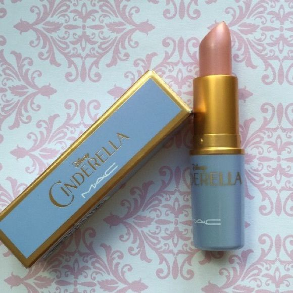 Limited edition Mac Cinderella Limited edition cinderella Mac lipstick brand new Free as a Butterfly i might accept offers MAC Cosmetics Makeup Lipstick