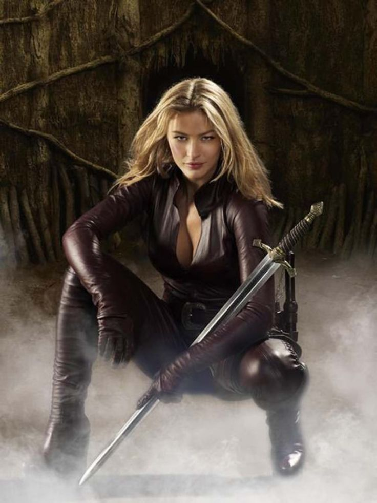 Tabrett Bethell - Cara on Legend of the SeekerSeeker, Girls Crushes, Halloween Costumes, Legends, Swords Of Truths, Mord Sith, Tabrett Bethel, Way, Female Warriors