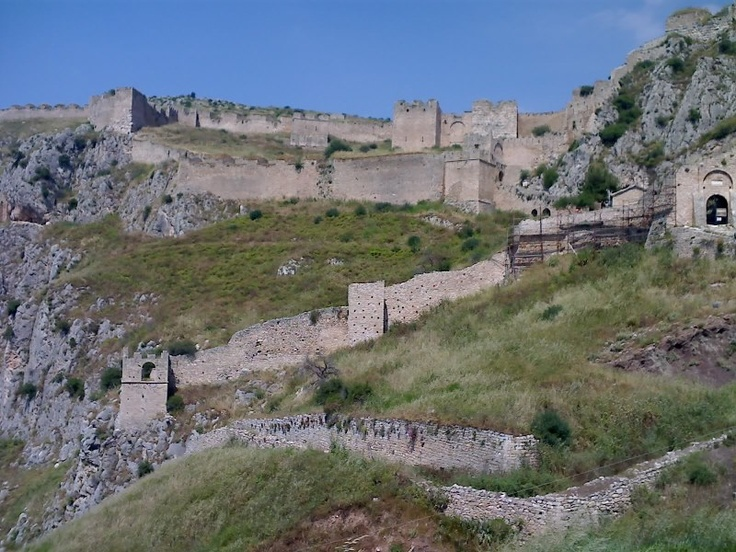 Ancient City of Corinth Greece