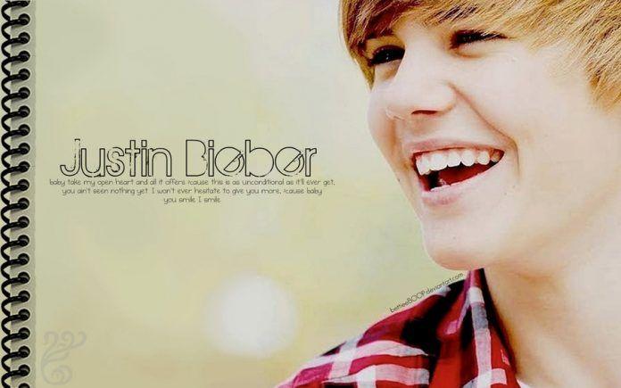 Justin Bieber Notebook Background Wallpaper Hd Wallpapers Free