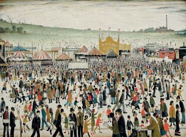 LS Lowry-2010 baby was named after lowry, as he's northern!