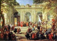 el fin del orden medieval y las sociedades del Antiguo régimen: La formación  de las monarquías nacionales. Las ciudades-Estado europeas.