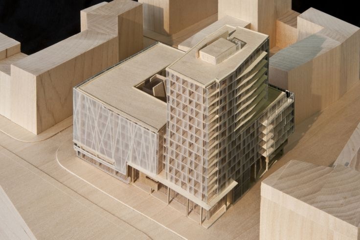 'Engel & Völkers' New Headquarters / Richard Meier & Partners. reminds me of studio