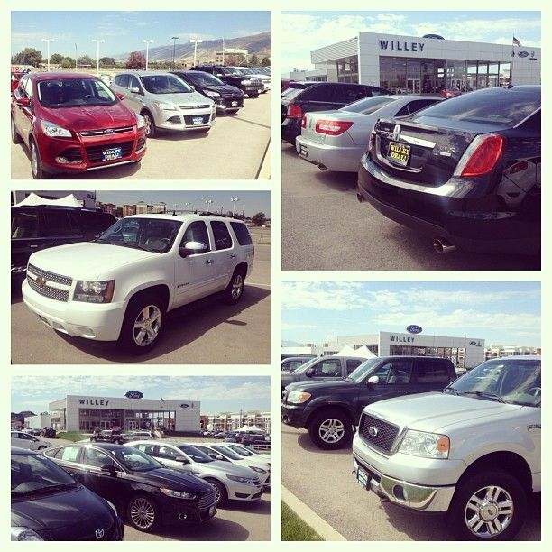 We have the BEST selection of Pre-owned vehicles! #SUVs #Trucks #Cars #Hybrids #CleanCars #BestPrice #WilleyFordLincoln #SLC #Bountiful #Ogden #Provo #Orem #Farmington #AmericanFork #WestValley