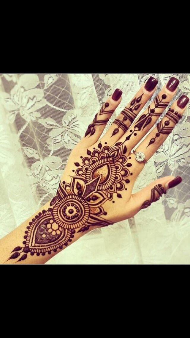 Mehndi Hands Real : Best henna tattoo designs images on pinterest