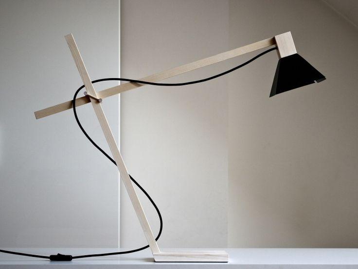 Lampa MAX czarna