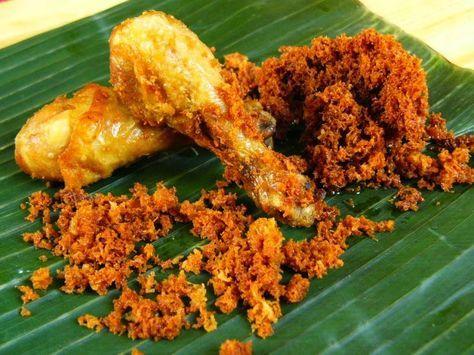 Resep Ayam Goreng Mbok Berek ~ Resep Aneka Ayam