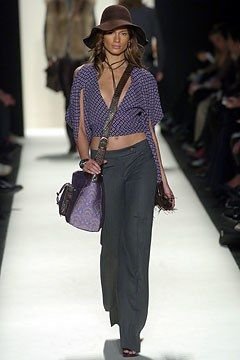 Michael Kors Collection Fall 2004 Ready-to-Wear Fashion Show - Lindsay Frimodt, Michael Kors