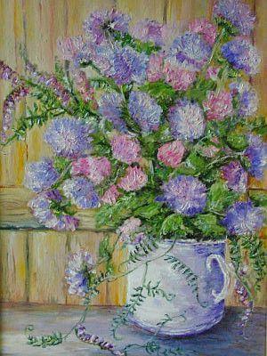 Kwiaty z łąki