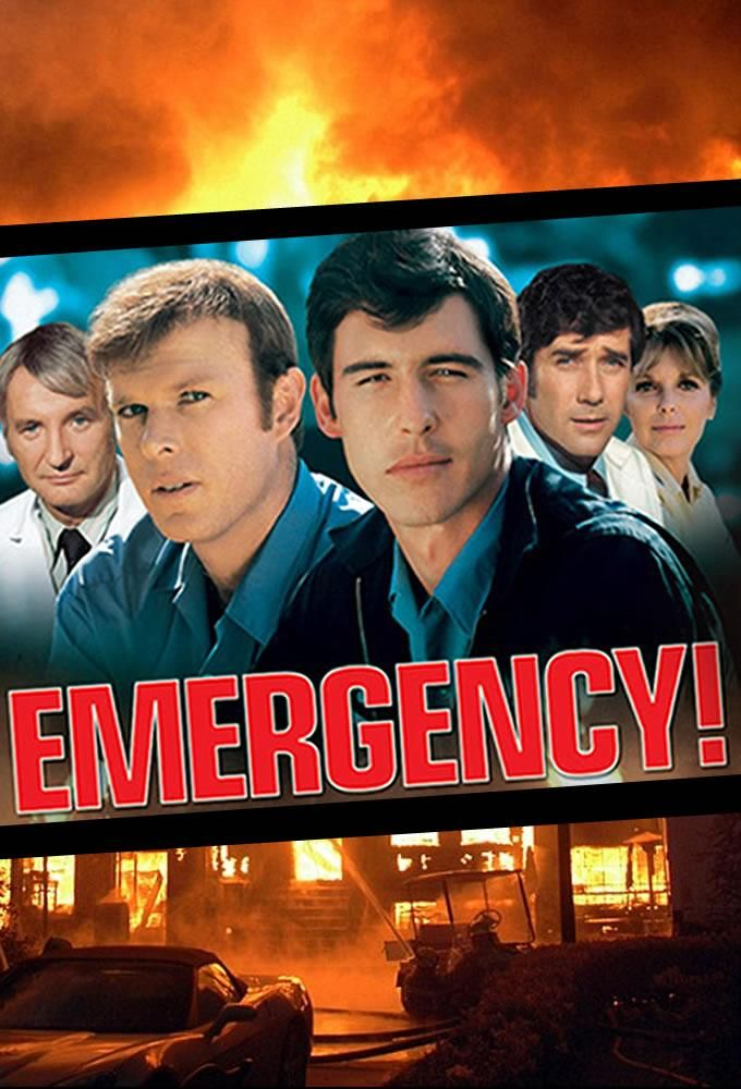 images of emergency tv show | Watch Emergency! S06E08 online | Captain Hook | TV Episode discussions ...