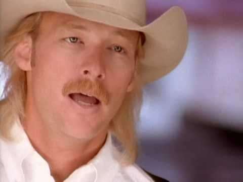 Alan Jackson - Livin' On Love-that's how those early years were and they were hard years but good years.