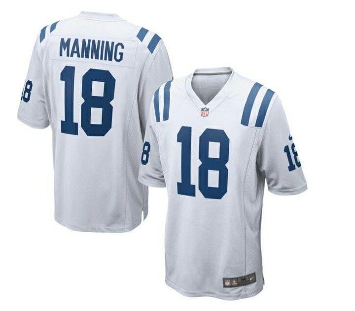 peyton manning nfl jersey