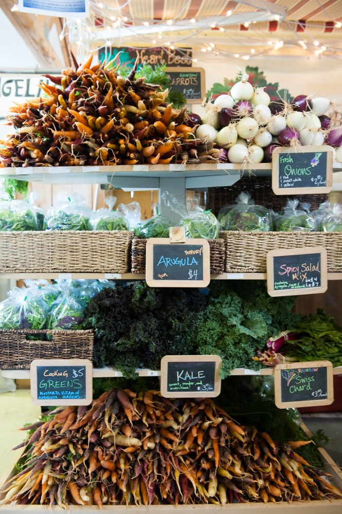 Farmers' Market, Prince Edward Island