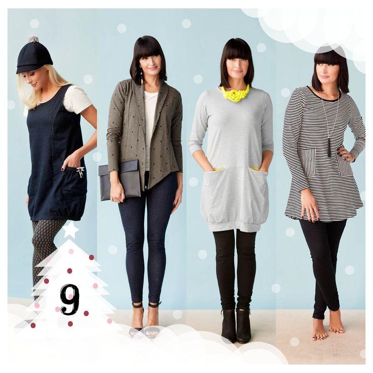 NOSH.FI - Iloista Joulua! -sivulla joulukuussa päivittäin uusia tarjouksia! Naisten syysmalliston suosikkeihin on saapunut pieni lisäerä. Katso saatavuus ja tilaa nyt edustajaltasi tai verkosta. (Available only in Finland)