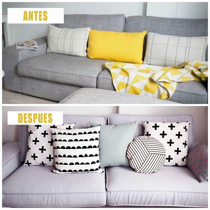 M s de 25 ideas incre bles sobre fundas de sof de ikea en - Fundas para sofas ikea ...