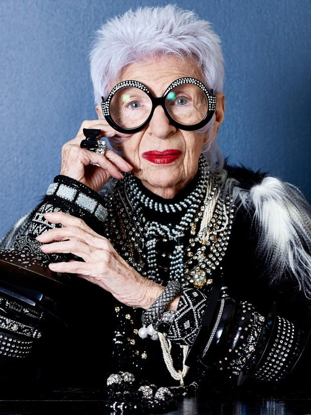 Iris Apfel: See some of her most unforgettable quotes ever! via @WhoWhatWear