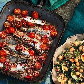 Roasted Sardines - Healthy & Easy Recipes