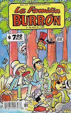 la familia burron comics | burron3