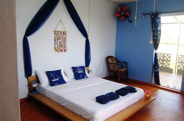 3 Bedroom Guest house in Montagne Charlot to rent from £150 pw. With balcony/terrace.