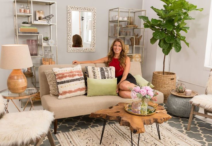 Celebrity interior designer and television host Genevieve Gorder shares tips on living the big life of your dreams—even within the confines of a small space.