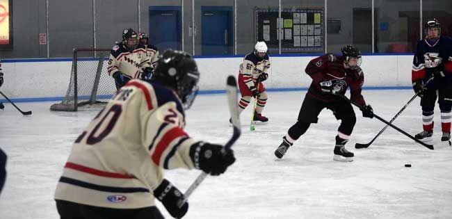 Hockey Scores Big for Kids with Special Needs
