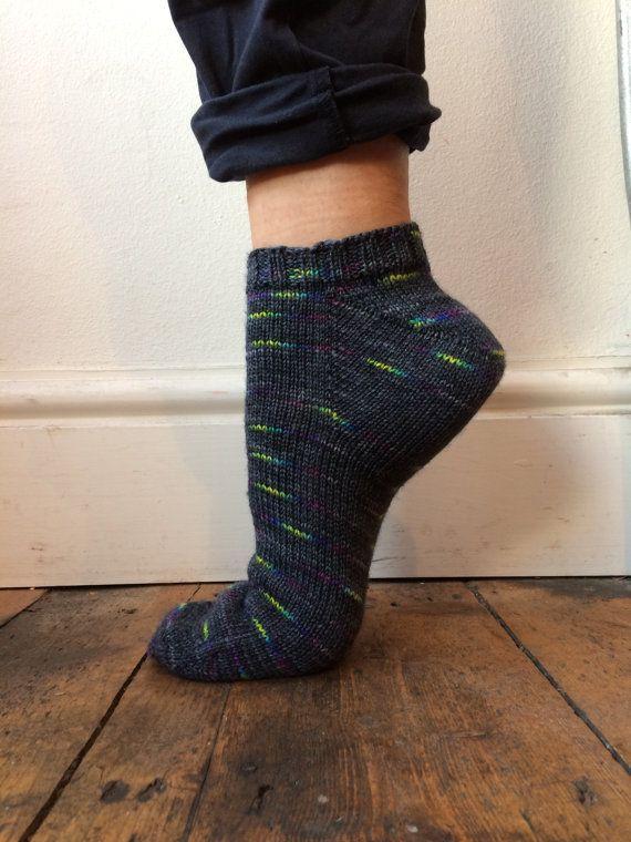 Hand dyed Nebula sock yarn 4ply finger weight superwash BFL