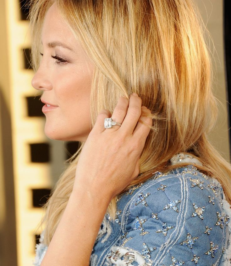 We Put All the Sparkly Celeb Engagement Rings in One Place for Your Viewing Pleasure
