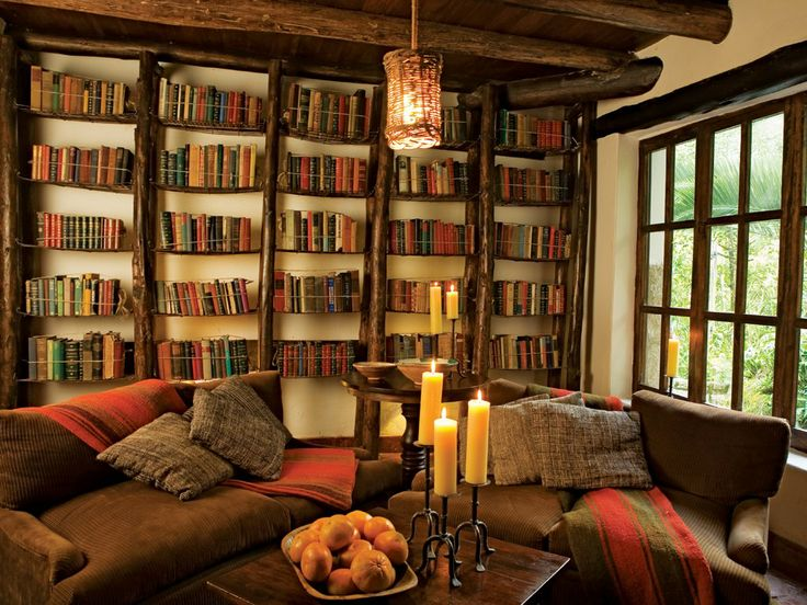 Relais & Chateaux - IThis exquisite 16th century colonial manor was one of the first Spanish buildings in Cusco and is located just steps away from the picturesque main square. Inkaterra Machu Picchu Pueblo Hotel #relaischateaux #library