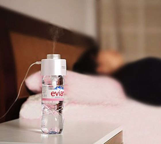 Amazing Portable Humidifier And Mist – $33