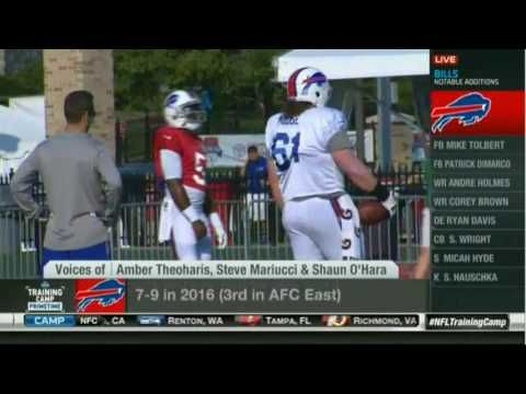 Inside Training Camp [ Bills] | Bills head coach Sean McDermott Wired - YouTube